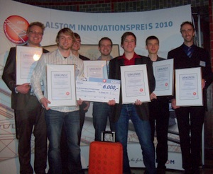 Preisträger Alstom Innovationspreis 2010 Foto: juergenlueck.com